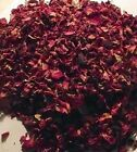 Dried Rose Petals - Wedding Confetti, Room Fragrance