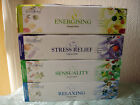 BOX OF 120 INCENSE STICKS AVAILABLE IN 4 DIFFERENT AROMAS