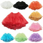 Maggie Tang 50s 60s Petticoat Slip Jupon for Poodle Skirt 10 COLOR OS