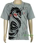 Boys & Toddlers Tops Ages 2-11yrs New Good Quality Dragon T-Shirts Kids Clothing
