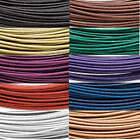 50 Feet 18 Gauge Round Aluminum Jewelry Wrapping Craft Wire Many Colors 2 Choose