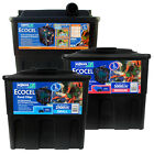 HOZELOCK ECOCEL FILTER FISH POND BOX 2500,5000,10000 GARDEN KOI GOLDFISH