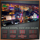 New ' Las Vegas '  Panoramic Cityscape Canvas More Size, Color &  Style