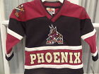 NWT NHL Phoenix Coyotes Appliqued Toddler Fan Team Replica Jersey: Sizes 2T - 4T