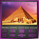 ' Egyptian Pyramid Egypt ' Cityscape Modern Wall Art Canvas Deco