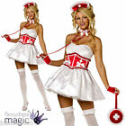 LADIES SEXY FEVER BOUTIQUE SWEETHEART NURSE FANCY DRESS COSTUME NAUGHTY OUTFIT