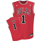 NBA Derrick Rose Chicago Bulls Basketball Shirt Jersey Vest