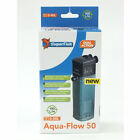 SuperFish Aqua Flow Filter Pump Fish Tank Filtration System 50/100/200/400/XL