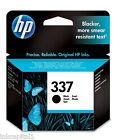 HP No 337 Black Original OEM Inkjet Cartridge C9364EE For Photosmart Printer