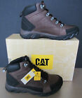 "Caterpillar Mens Boots - Inuvik - 6"" Boot Logger Bucheron - BROWN LACE UP"