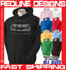 R32 GOLF VW VOLKSWAGEN CAR HOODIE DTG ALL SIZES & COLOURS R57