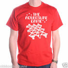 THE ADVENTURE GAME T SHIRT - VORTEX CULT KIDS TV CLASSIC T SHIRT