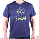 SORRY! T SHIRT - CULT TV COMEDY SHIRT RONNIE CORBETT THE TWO RONNIES