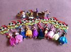 BNWT Disney Princess Christmas Tree Decorations Sketchbook Ornaments Figurines
