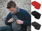 Result Polartherm Fleece Scarf with Zip Pocket Mens Ladies Warm -  FREE UK P&P