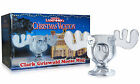 Officially Licensed Christmas Vacation Glass Moose Eggnog Cups Mugs Single Mug