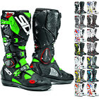 SIDI CROSSFIRE 2 SRS MX ENDURO MOTO-X MOTOCROSS OFF ROAD DIRT BIKE MOTO BOOTS