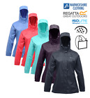 Regatta Pack-It Ladies Women's Outdoor 100% Waterproof / Breathable Jacket RWW13
