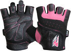 RDX Ladies Gel Gloves Fitness Women Gym Wear Exercise Workout Training Cycling P