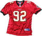 NFL Men's Tampa Bay Buccaneers Anthony McFarland #92 Replica Jersey, Red