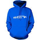 Evolution of Man Moto-X Unisex  Hoodie - Hooded top / Gift Motocross S-XXL