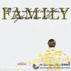 """Family,together we have it all"" Wall Art Quotes Vinyl Decal Sticker Home Decor"