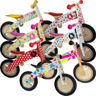 Kiddimoto Kurve Wooden Balance No Pedal Running Training Walking Bike Cycle