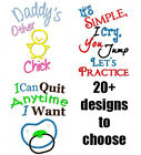 Personalised Embroidered Baby Fleece Pram / Buggy Blanket Wrap Funny Slogan