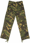 Kids Multipocket Combat Trouser 6 Pockets Cargo Camouflage Trouser