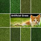 Artificial Grass Cheap. Fake Green Lawn Patios Gardens Landscapes Terraces