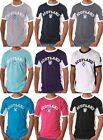 Scotland No 9 Black White Aqua Sapphire Navy Charcoal Grey Purple Pink T-Shirt