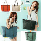 Korean Style Ladies Girl Hobo PU Leather Handbag Shoulder Bag 5 Colors