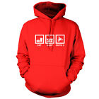 Eat Sleep Moto X - Unisex Motocross Hoodie - 9 Colours - Free UK delivery!