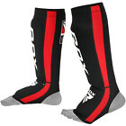 RDX Neoprene Gel Shin Instep Pads MMA Leg Foot Guards Muay Thai Kick Protector U