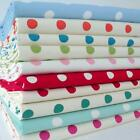 BRIGHTON DOT 2 - 100% COTTON POLKA DOTS SPOT FABRIC  PER METRE