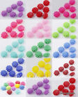 13Color New Spacer Loose Beads For Necklace Bracelet Connectors Jewelry Make DIY