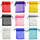 15x20cm Premium ORGANZA Wedding Favour GIFT BAGS Jewellery Pouches