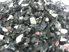 Ebony Reflective Fire glass for your gas fireplace or gas fire pit GR-Black