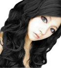 New Women Sexy Fashion Long Natural Hair Cosplay Party Fancy Dress Full Wig+Cap