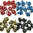 Cord Stopper Lock End Toggles with Metal Spring - Includes Free UK 1st Class P&P