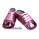 Newborn Baby Girls Light Pink Glitter Bling Bling Party Crib Shoes 0-18M