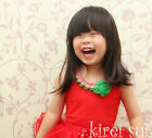 Christmas Red Tank Top with Red Green Check Ruffles Green Rosette 3M-10Y NY4Z3