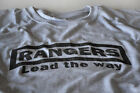 Rangers Lead The Way T-shirt US Army Creed American Tactical Military New Men