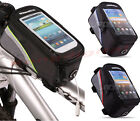 Cycling Bicycle Bike Frame Pannier Front Tube Bag Case For Cell Phone New