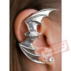 1 PC Eropean Fashion Wind Sense Bats Antique Silver /Bronze Ear Bones Clip