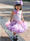 Lavender Pink Pettiskirt Birthday Party Tutu 1-7Y
