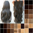 cheap price clip in hair extension Real quality close to natural hair 8 color AM