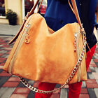 NEW Chain Womens Designer Satchel Shoulder Purses Handbag Totes Bag Messenger S