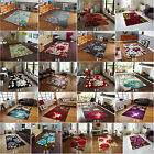 SMALL - EXTRA LARGE THICK FLORAL FLOWER VIBRANT COLOURFUL FUNKY HONG KONG RUG