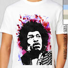 JIMI HENDRIX PURPLE HAZE T-Shirt. Rock Legend, Retro Vintage Woodstock, Indy Art